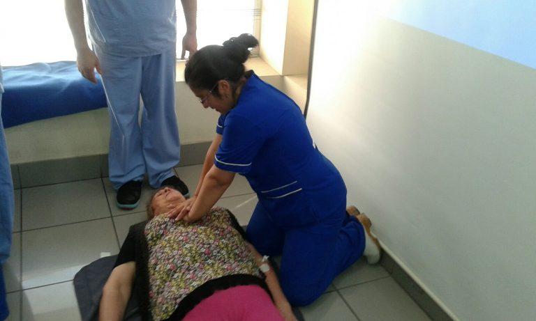 ISV desarrolla curso de actualización de RCP para personal no médico.