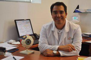 Dr. Eugenio Álvarez: Retinopatía Diabética