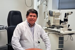 """Dr. Fernando Cofré:""""El 50% de los pacientes que tiene glaucoma no lo sabe"""""""