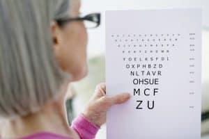 ¿Qué es el test de Allen de agudeza visual?