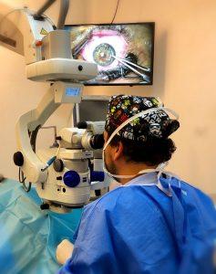 Clínica Oftalmológica ISV adquiere microscopio de última generación con altísima precisión quirúrgica
