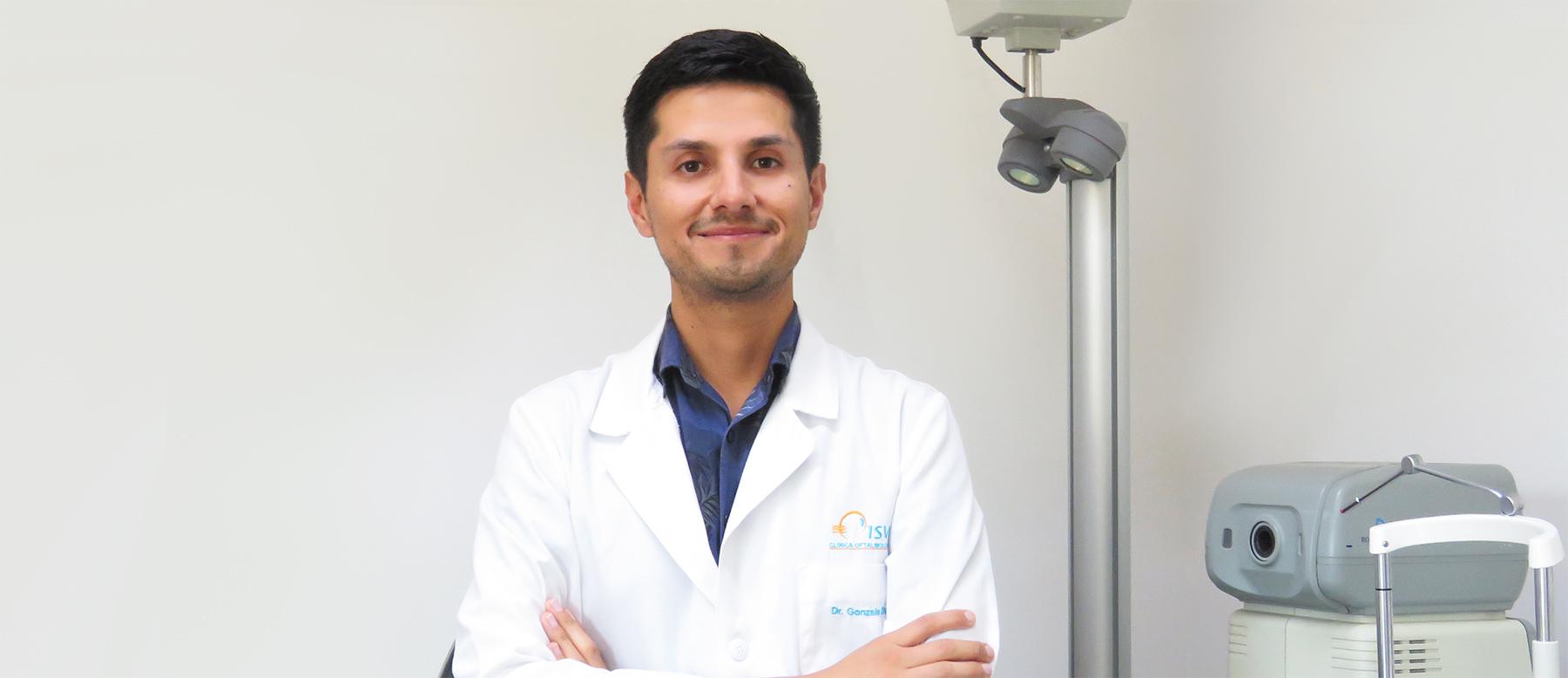 Dr. Gonzalo Duarte Oftalmólogo