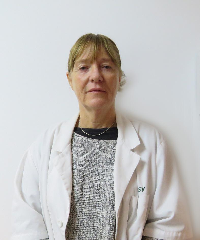 Eva Keller Oftalmóloga