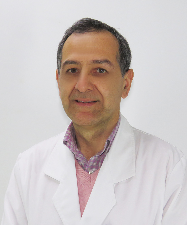 Gonzalo Gallegos Oftalmólogo