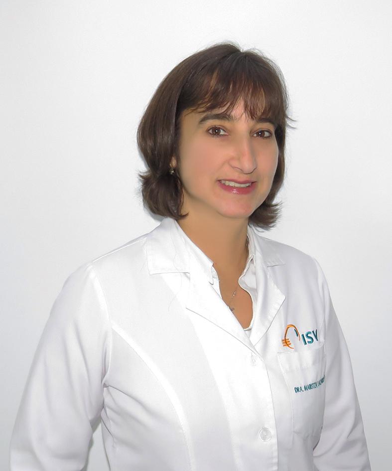 Maritza Lazarraga Oftalmóloga